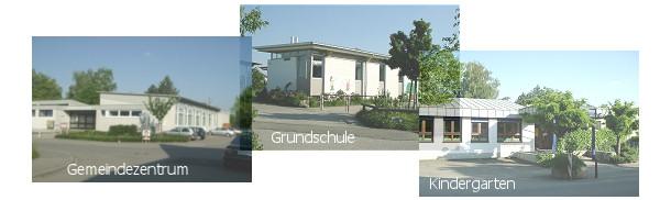Gemeindezentrum - Grundschule - Kindergarten in Würmersheim
